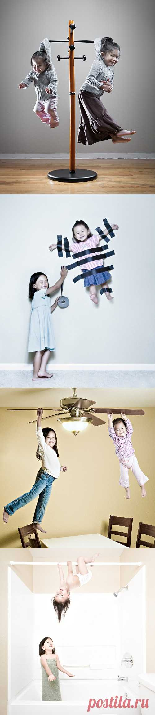 When the father is a photographer …
