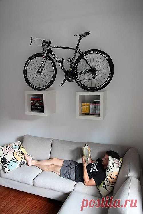 Хранение велосипеда / Авто Мото Вело / ВТОРАЯ УЛИЦА