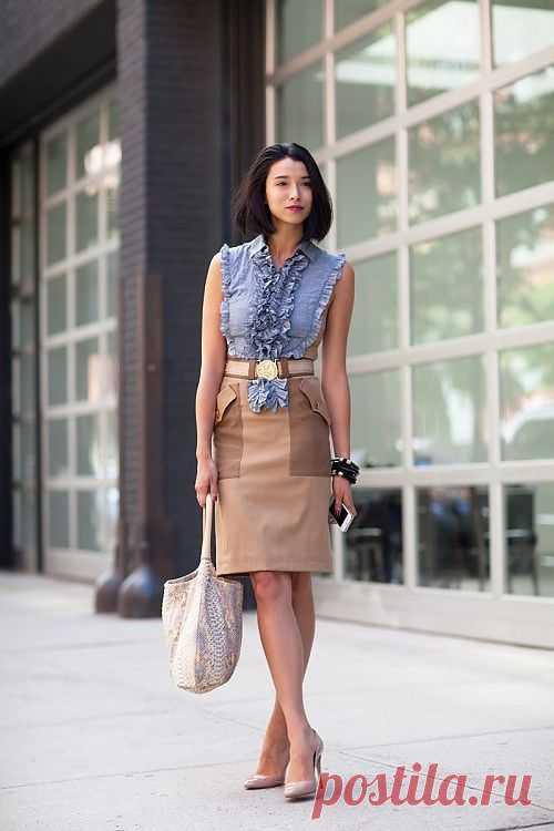 Интересные карманы / Street Style / Модный сайт о стильной переделке одежды и интерьера