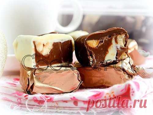 Конфеты с орехами - Пошаговый рецепт с фото | Десерты