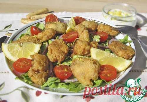 Жареная рыба по-андалусски – кулинарный рецепт
