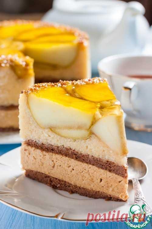 """""""Яблоко Евы"""" cake;"""