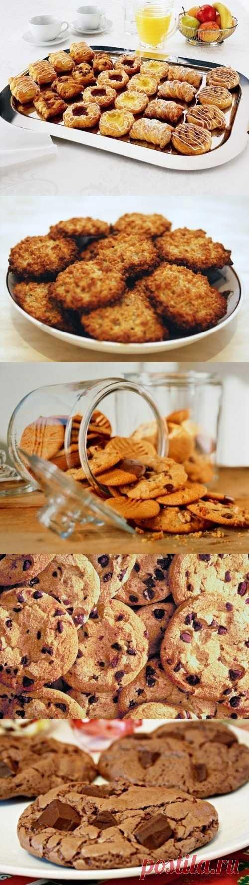 Как сделать вкуснейшее печенье у себя на кухне