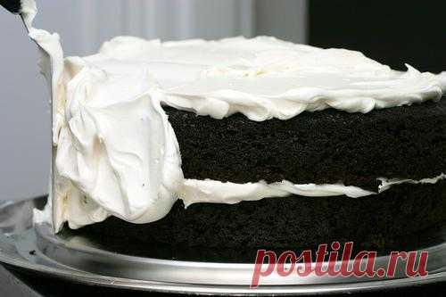 Barbabietola torta al cioccolato con Philadelphia ( Торт шоколадно-свекольный с Филадельфией)