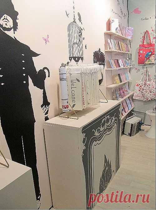 Складной стол с Maison & Objet / Арт-объекты / Модный сайт о стильной переделке одежды и интерьера