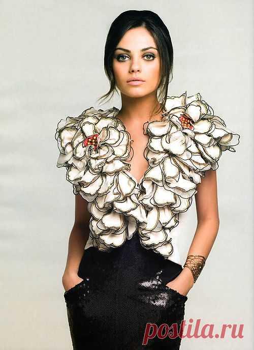 Фактура! / Декор / Модный сайт о стильной переделке одежды и интерьера