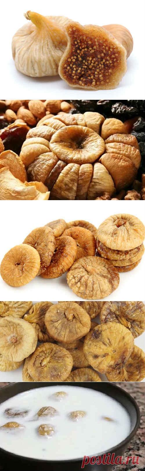 полезен ли инжир сушеный при похудении