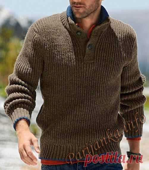 Пуловер (м) 440 Creations 11/12 Bergere de France