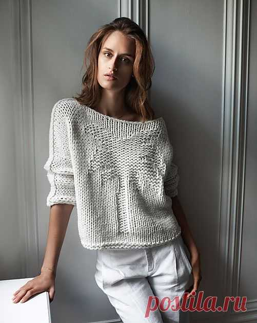 Изнаночные петли / Вязание / Модный сайт о стильной переделке одежды и интерьера