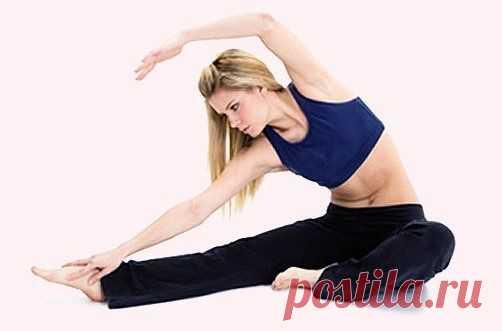3 упражнения для стройности бедер | Женский журнал