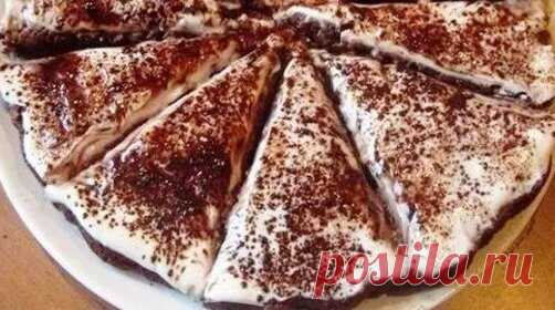 Рецепт торта от бабушки, который тает во рту | Поварешка | Яндекс Дзен