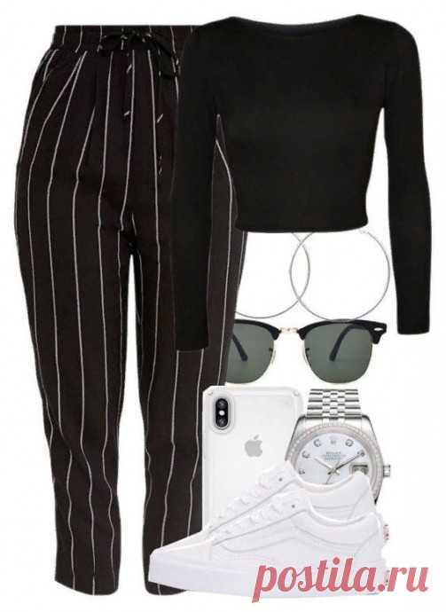 Черный всегда в моде