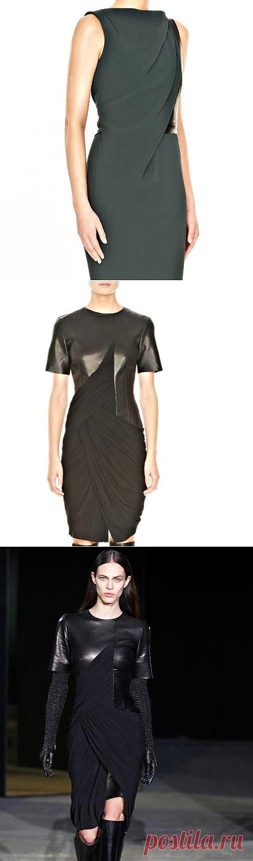 Alexander Wang - детали из кожи / Дизайнеры / Модный сайт о стильной переделке одежды и интерьера