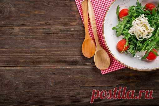 Натташина библиотека: Вкусные салаты (подборка)