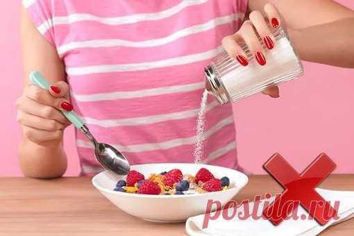 Снижаем уровень сахара в крови | Делимся советами
