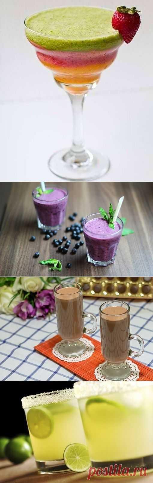 Напитки | Рецепты вкусных и полезных блюд! 3dorov.ru