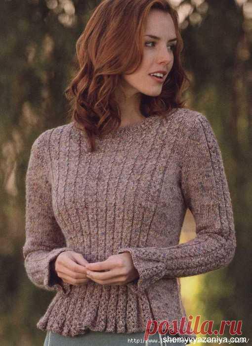 пуловеры, джемпера, свитера | Записи в рубрике пуловеры, джемпера, свитера | Дневник magnita