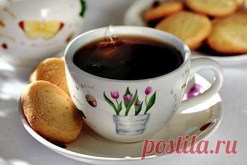 Печенье к чаю за 15 минут | Вкусно приготовим