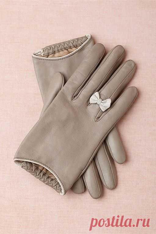 Ах, ах и ах! / Перчатки и варежки / Модный сайт о стильной переделке одежды и интерьера