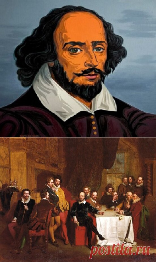 Уильям Шекспир-многогранная личность, сумевшая совместить с десяток профессий и не только | НЕскушные истории | Яндекс Дзен