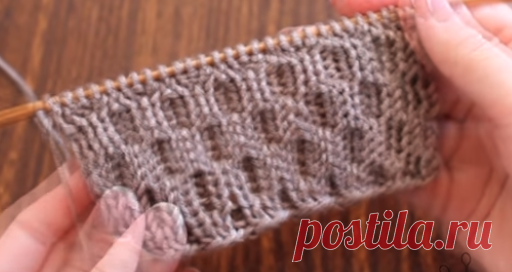 Double Sided Knitting Pattern