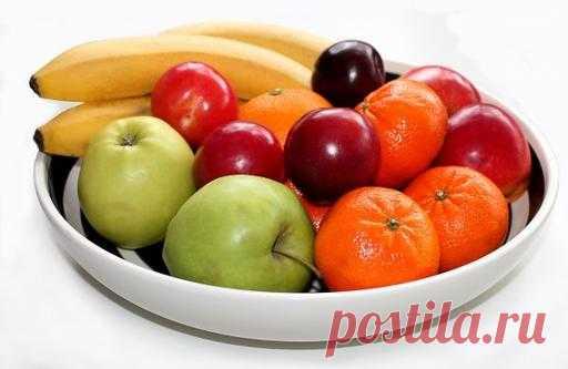 Составлен список ягод и фруктов, косточки которых нужно есть