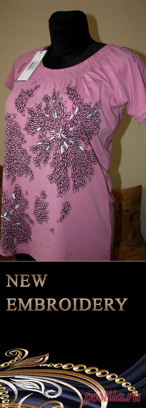 Превратим дефект в эффект! - стр. 1 - Наши работы - Машинная вышивка Форум New embroidery