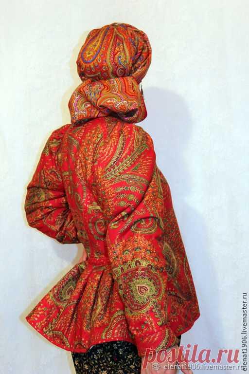 Шугай – заказать на Ярмарке Мастеров – 4EAN1RU | Куртки, Новосибирск