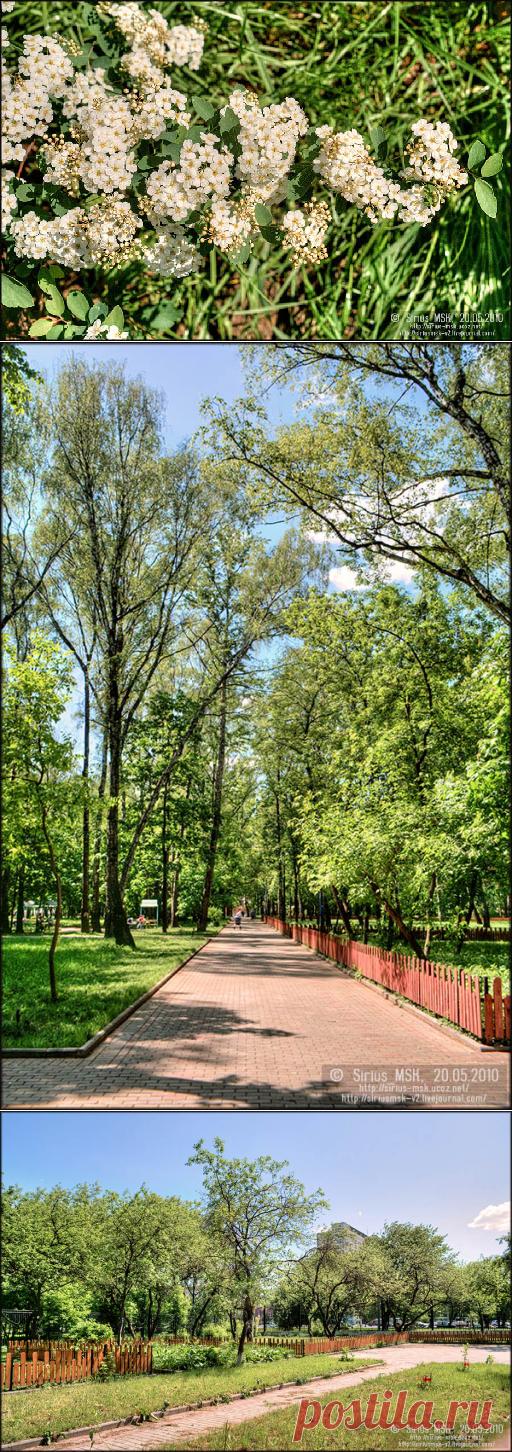 [HDR] 2010-05-20, ч. 1 | Детский парк «Черкизовский».: mskparksphoto