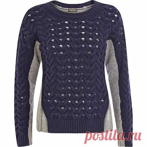 Идея пуловера..