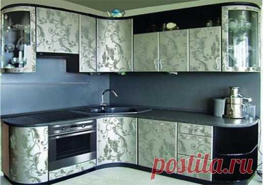 Как обновить кухонный гарнитур своими руками: пошаговые инструкции с фото