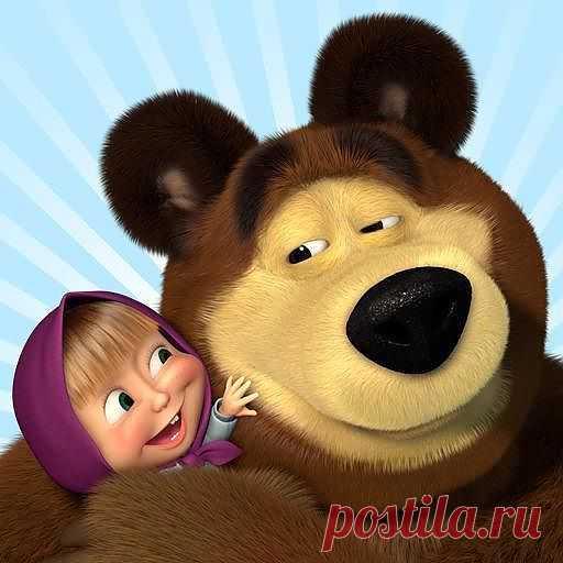 Про Машу и Медведя - Новая метла (31 серия).