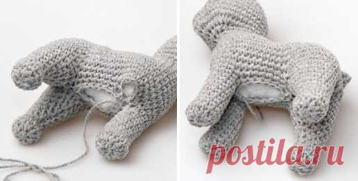 кошка амигуруми описание вязания крючком вязание крючком постила