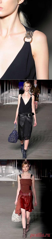 В львиную копилку (подборка) / Детали / Модный сайт о стильной переделке одежды и интерьера