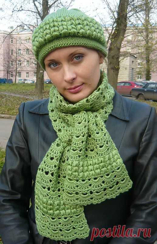 Комплект зеленый