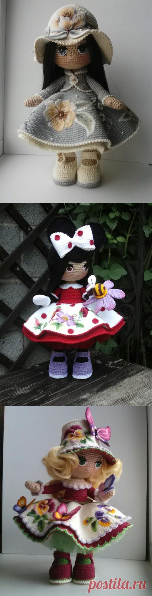 Кукольная сказка от Ольги Архиповой