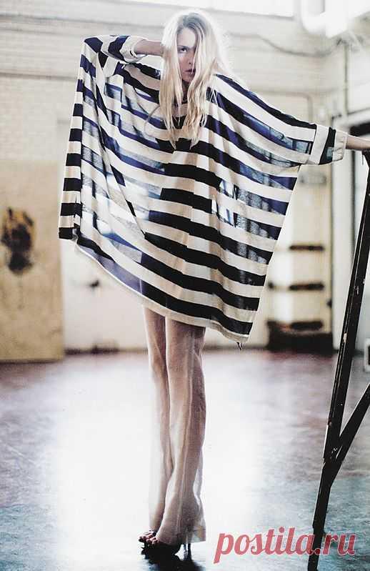 выкройка - проще некуда! / Простые выкройки / Модный сайт о стильной переделке одежды и интерьера