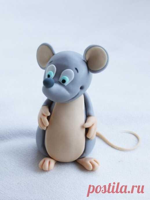 Лепим мышку