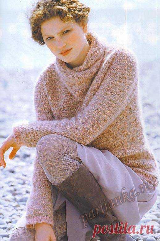 Пуловер (ж) 37*453 PHIL №1305