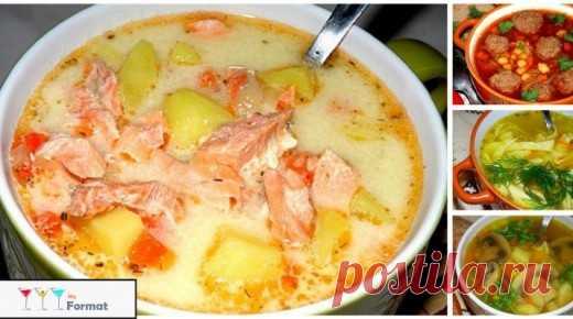 10 самых вкусных супов — обязательно сохраните эту редкую подборку    1. Ароматный супчик с копчёной курицей и плавленным сырком копчёный окорочок — 300 гр плавленный сыр — 3 стол ложи (у меня виола ) картошка — 3 шт морковь — 1 шт репчатый лук — 1 шт зелень укропа —…