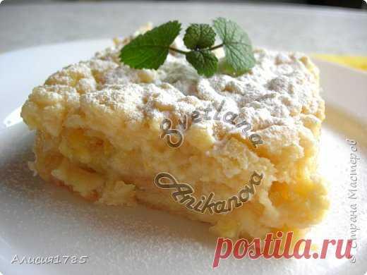 Favourite lemon cake according to Irina Allegrova's recipe   the Country of Masters