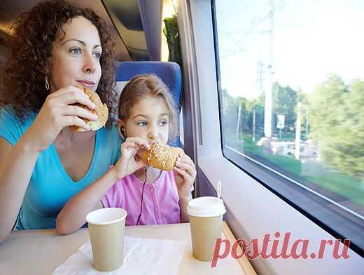 (+1) - Еда в поезде. Как вкусно и безопасно обедать в дороге | БУДЬ В ФОРМЕ!