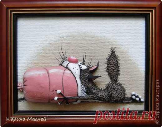 Картины к 23 февраля, котики и ослики | Страна Мастеров