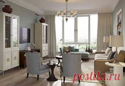 Квартира в ЖК Форт Кутузов — Интерьеры квартир, домов — MyHome.ru