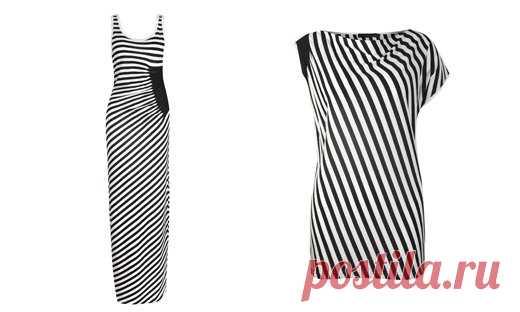 Две идеи для полосок / Декор / Модный сайт о стильной переделке одежды и интерьера