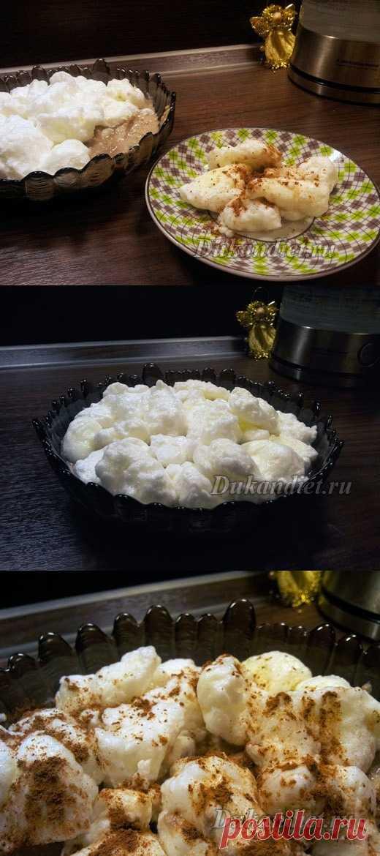 Снежки - очень вкусный и нежный десерт (для получения рецепта нажмите на картинку)