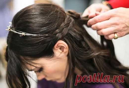Колючая проволока от Rodate на голову (Diy) / Украшения для волос / Модный сайт о стильной переделке одежды и интерьера