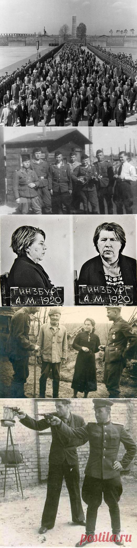 Как после войны ловили Тоньку-пулемётчицу и других военных преступников