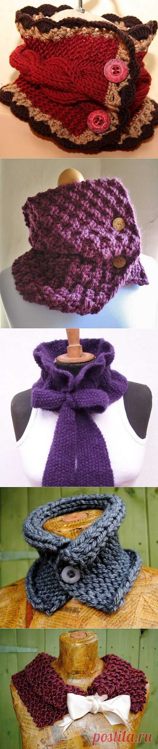 SIMPLE AND BEAUTIFUL KNITTED IDEAS.