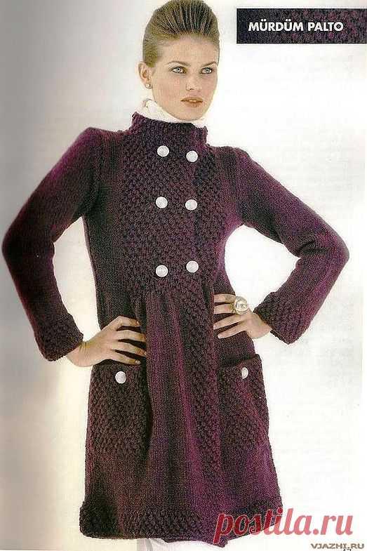 Подборка: Пальто, курточки, пончо... от oksanatych-rosa